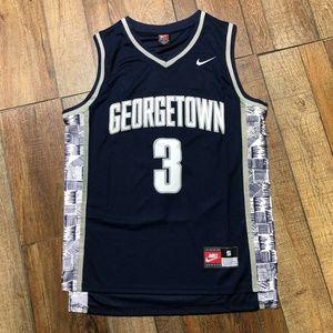 Allen Iverson Georgetown Hoyas NCAA Nike Jersey